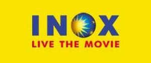 Advertising in INOX Cinemas, Lake City Mall's Screen 2, Baleecha